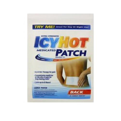 Icy Hot Back Medicated Patch, Extra Strength - 1 Patch