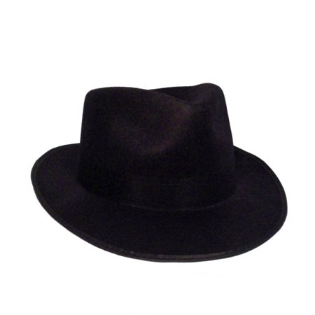 Fedora Raider Freddy Kruger Blues Brothers  JF12858 - Dark (Blues Brothers Hat Type)