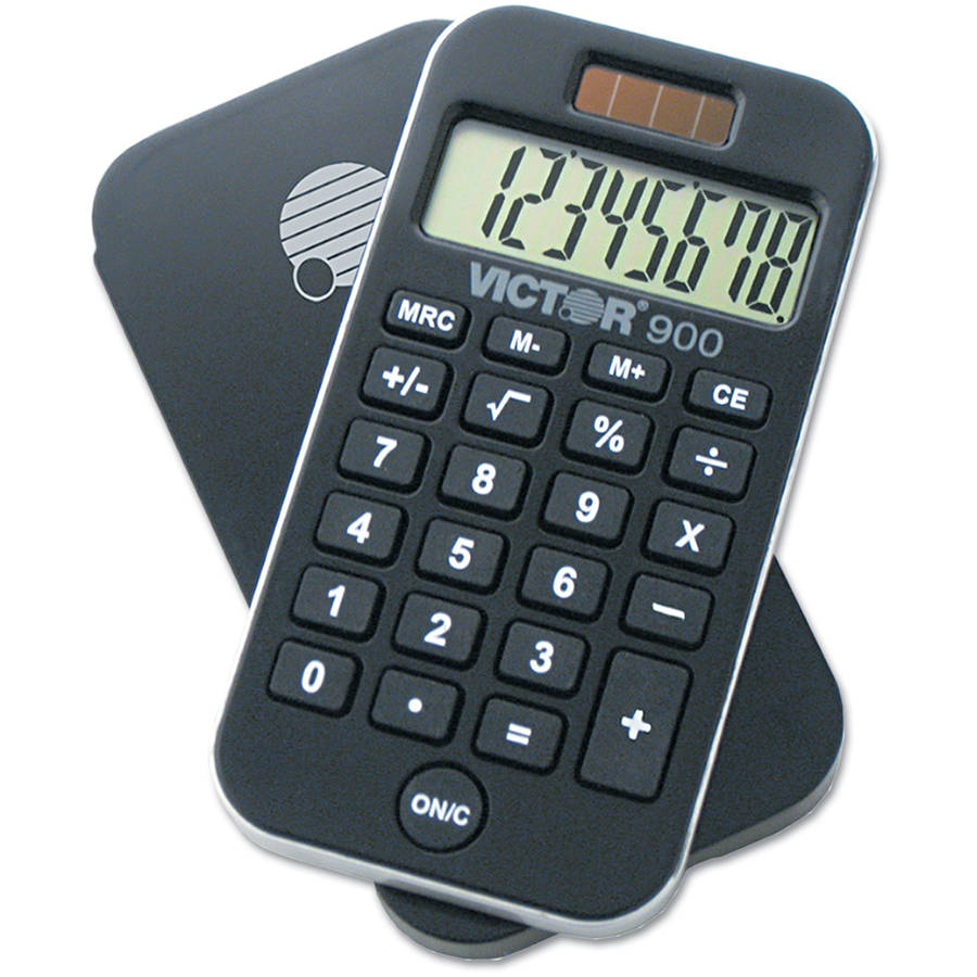 Victor 900 Handheld Calculator