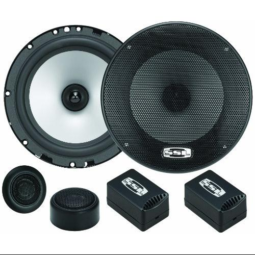 Ssl Gs65c Speaker - 2 Pack - 60 Hz To 20 Khz - 4 Ohm (gs65c)