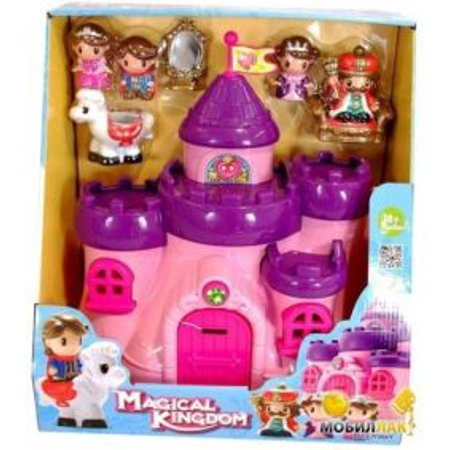 Magical Kingdom Fairy Princess Castle Play