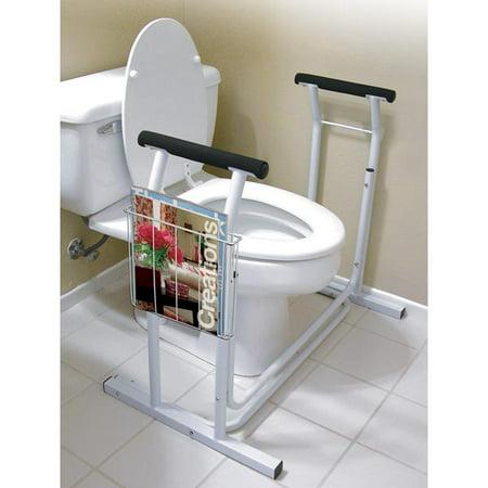 jobar international deluxe toilet safety frame. Black Bedroom Furniture Sets. Home Design Ideas