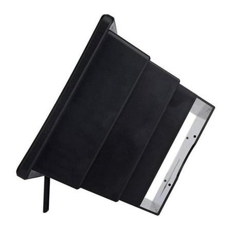 Mobile Phone Gadget 3D Screen Magnifier Video Enlarge Stand Holder Foldable Phone Screen Amplifier Case - image 6 de 9