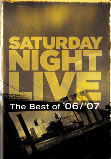 Saturday Night Live: The Best of '06 '07 (DVD) by Ingram Entertainment