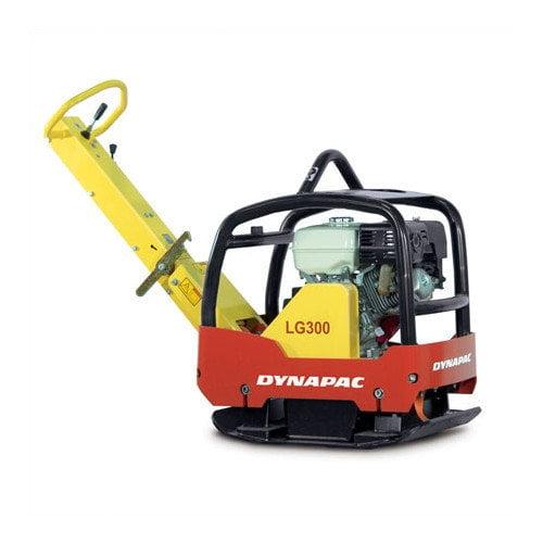 Dynapac 24'' x 29'' Forward & Reversible Soil Plate Compactor w/ Honda GX270 9.0 HP Gas Powered Engine