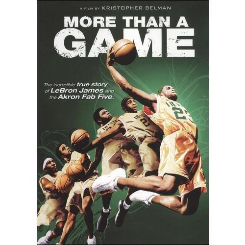 More Than A Game (Widescreen)