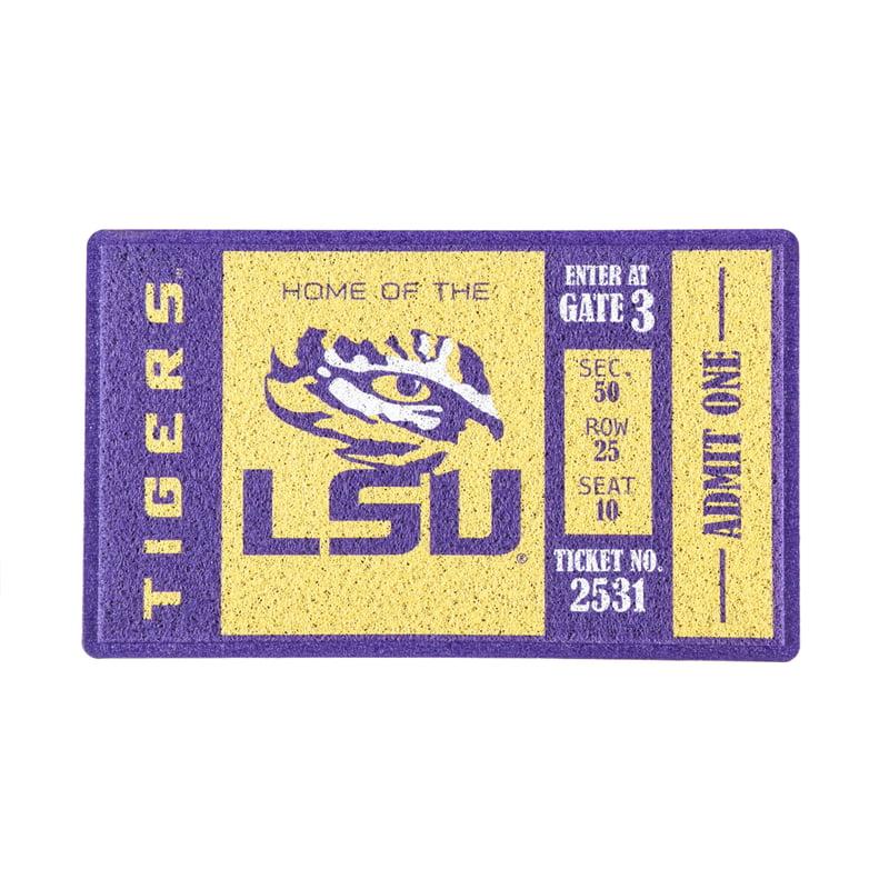 Turf Mat, Louisiana State University