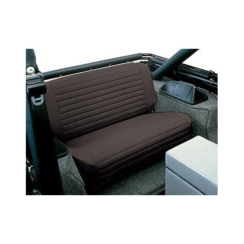 Connected Essentials CEM500 Car Mat Set for Landcruiser Black with Black Trim 2006- Deluxe