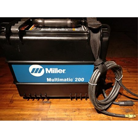 MILLER ELECTRIC Wire Feed Welders, MIG/STICK/DC TIG 907518 ()