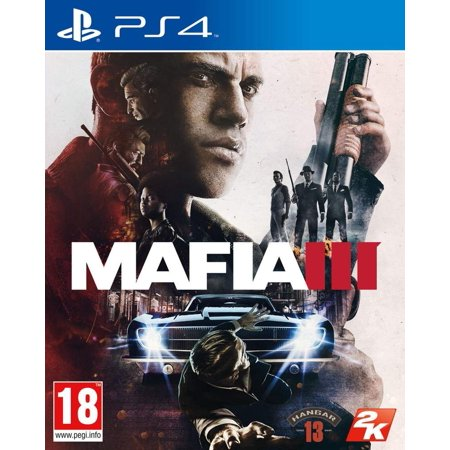 Mafia III (PS4 Game) PlayStation 4 / The Rules of Organized Crime Have