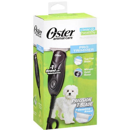 Oster Animal Care: Pro Trimmer Pet Grooming Kit, 1 Kt
