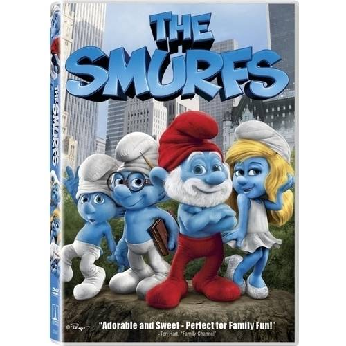 The Smurfs (With INSTAWATCH) (Anamorphic Widescreen)