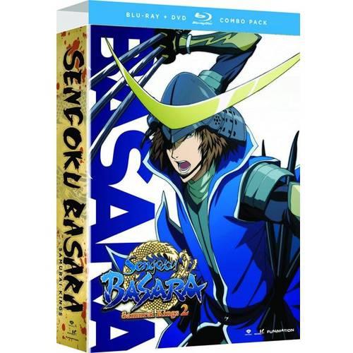 Sengoku Basara 2: Complete Series Set (Blu-ray + DVD) (Widescreen)