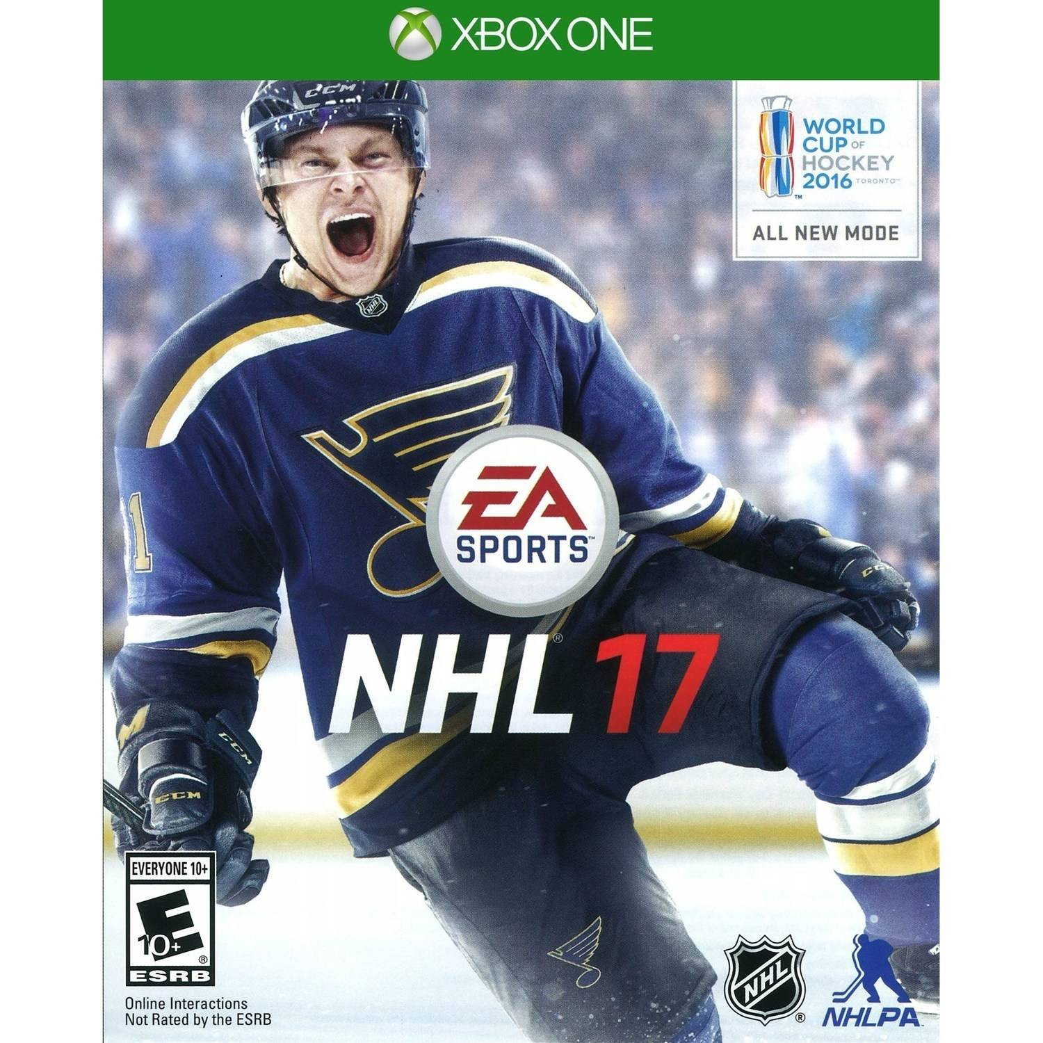 NHL 17, Electronic Arts, Xbox One, 014633368918