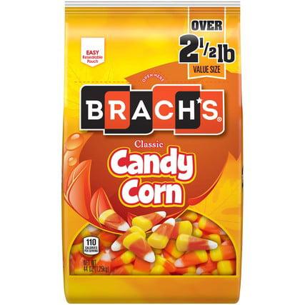 Brach's Classic Candy Corn Halloween Candy, 44 oz