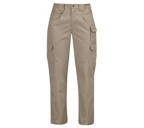 Propper Women's Tactical Pants, 65/35 Poly/Cotton Canvas, Size 6, Khaki