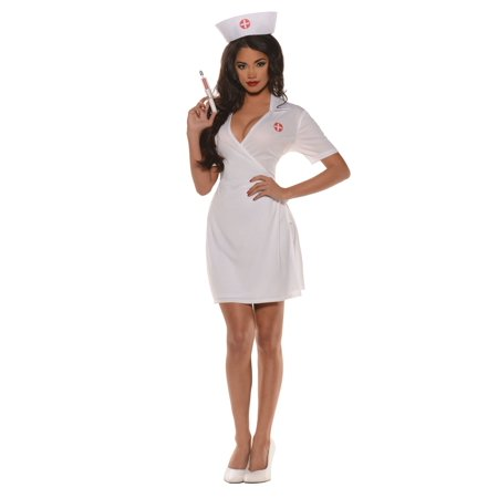 Women's Doctor's Orders Nurse Costume (Doctor Woman Costume)