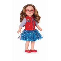"My Life As 18"" Poseable Class President Doll, Brunette Hair"