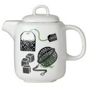 Now Designs 26-Ounce Teapot, Cup Of Tea
