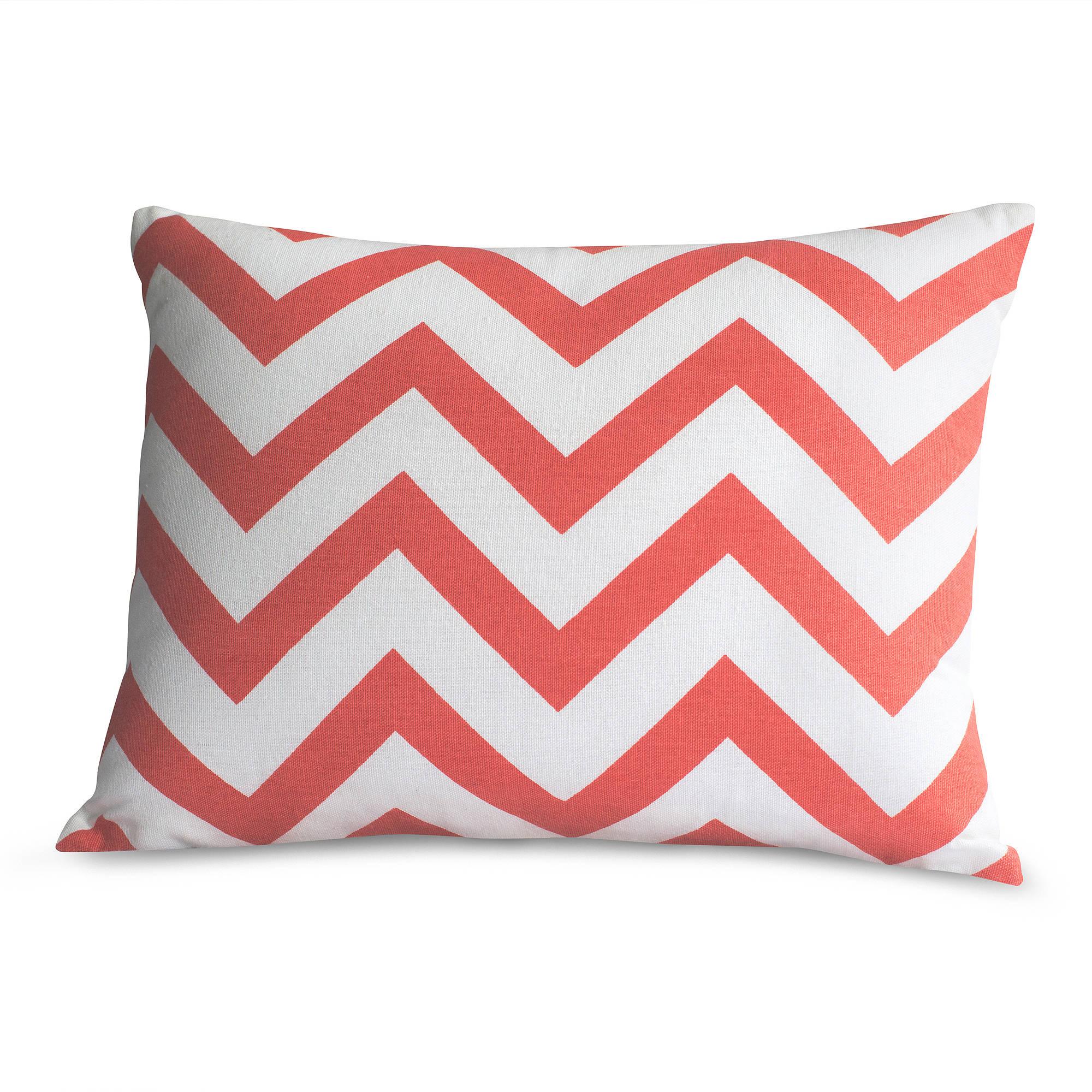 "Image of 9 By Novogratz 12"" X 16"" Pattern Play Decorative Pillow"