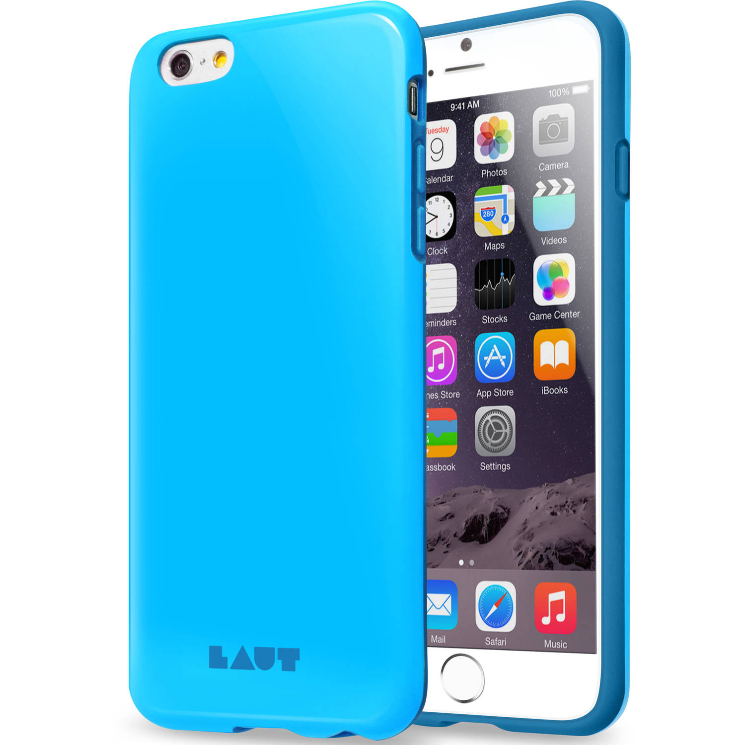LAUT HUEX Apple iPhone 6 Plastic Case