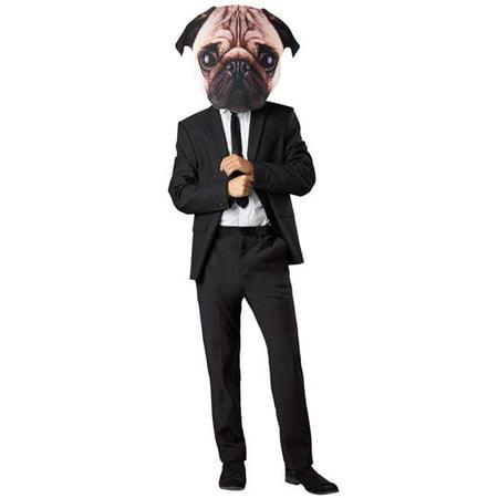 Pugs In Costumes (Pugs Life Head)