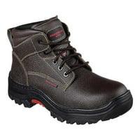 Men's Skechers Work Burgin Tarlac Steel Toe Boot