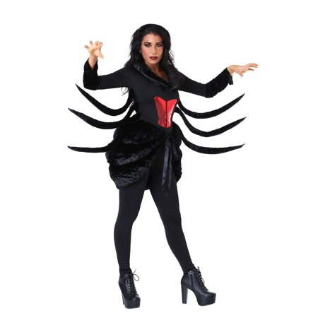 Women's Black Widow Spider (Women's Spider Costume)