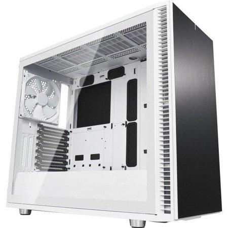 Fractal Design FD-CA-DEF-S2-WT-TGC Define S2 USB-C Tempered Glass Mid-Tower Computer Case, White - image 1 of 1