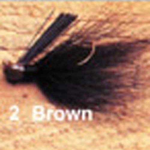Arkie 1 4 Bucktail 6 cd Brown by