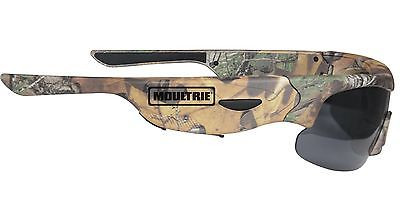 Moultrie Hunting Fishing Sport Camo Glasses w  Built-In Video Camera | MCG-13039 [Istilo258604] by