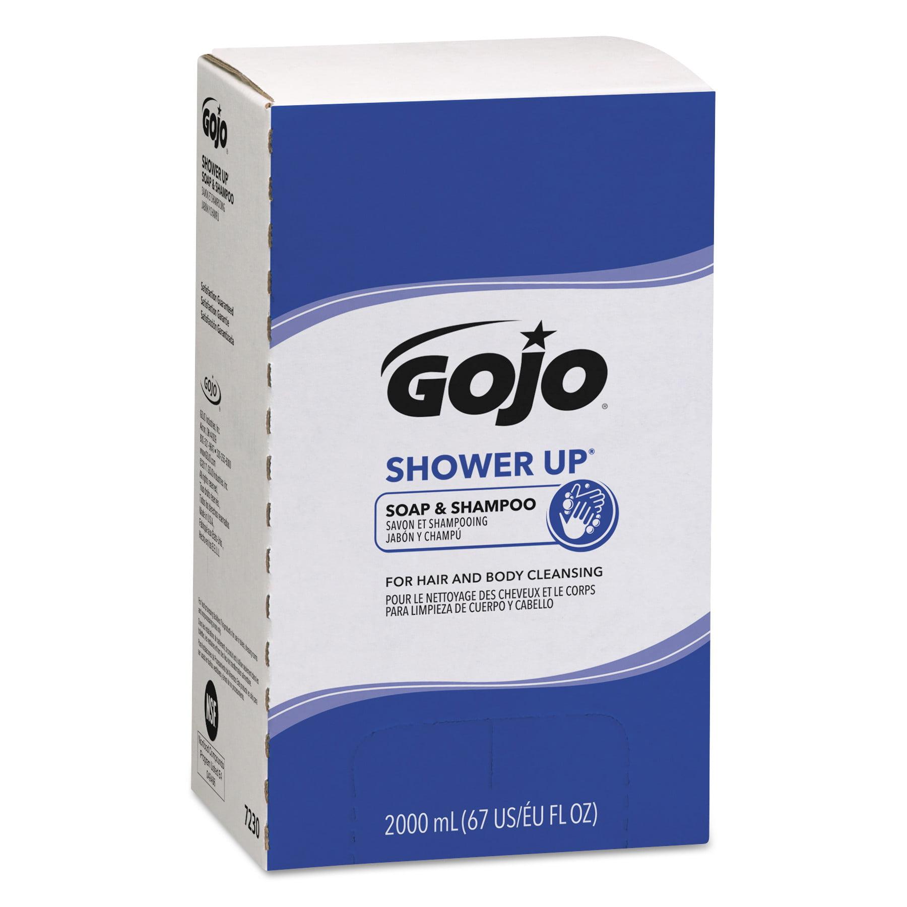 Gojo Shower Up Soap & Shampoo