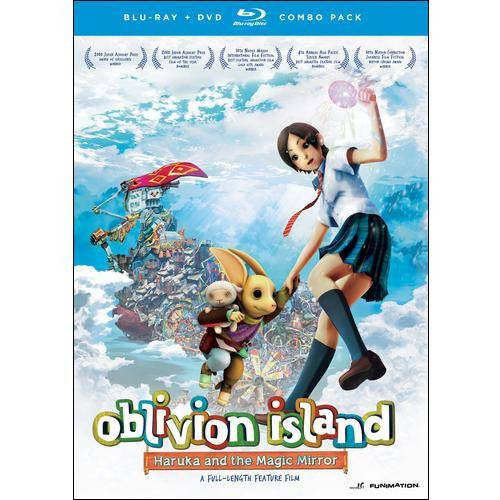 Oblivion Island: Haruka And The Magic Mirror (Blu-ray + DVD)