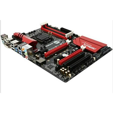 ASRock ATX DDR3 1333 LGA 1150 Motherboards FATAL1TY Z97 (Asrock Ddr3 Motherboard)