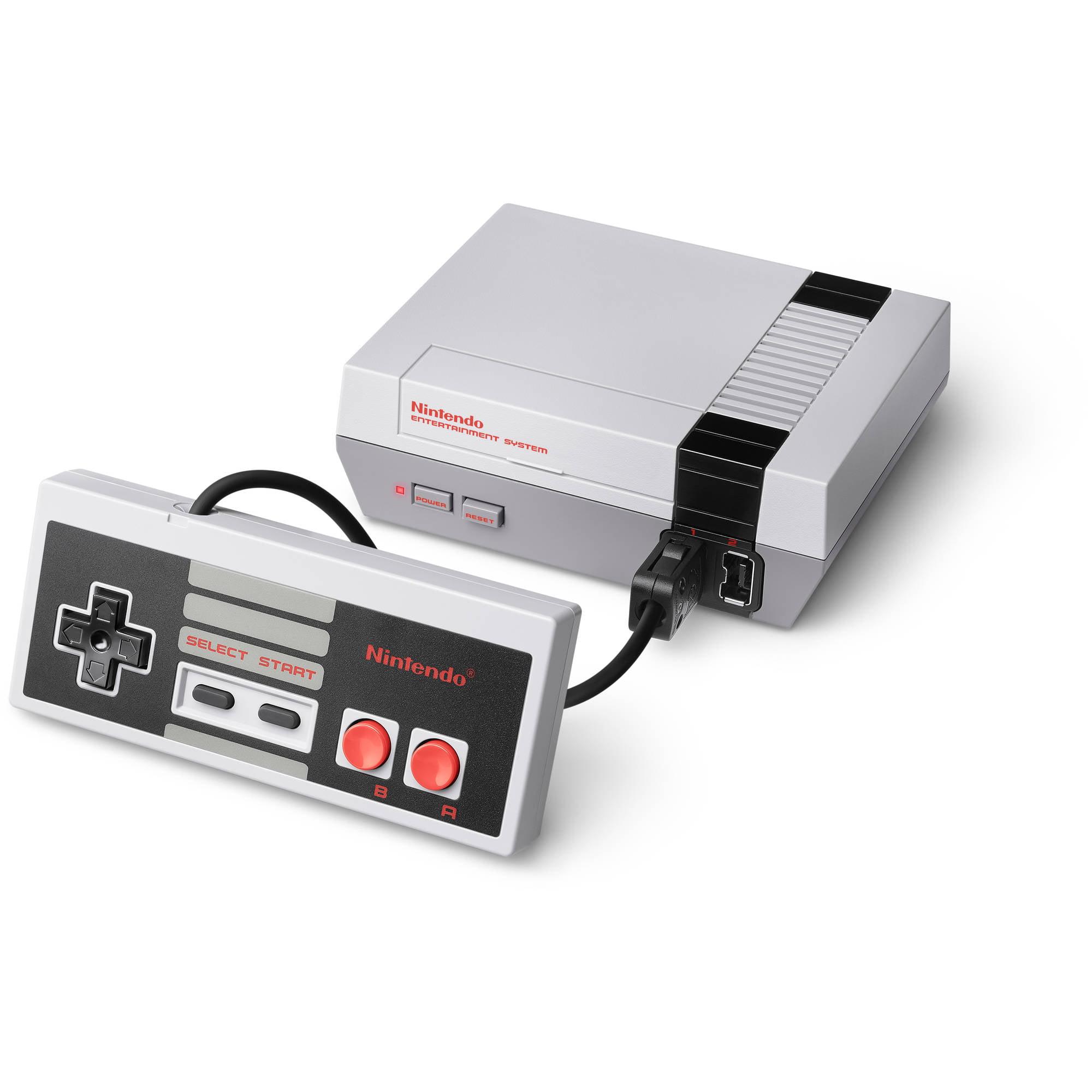 Nintendo entertainment system nes classic edition walmart com