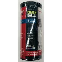 Weider Chalk Balls for Gymnastics, Rock Climbing, or CrossFit