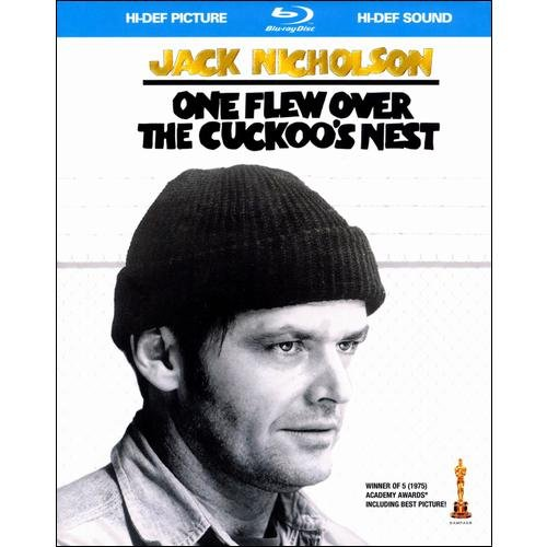 ONE FLEW OVER THE CUCKOOS NEST (BLU-RAY/SPECIAL ED/DIGIBOOK/WS-1.85)