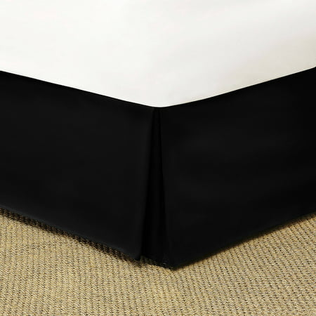 - Mainstays Solid Bed Skirt, 1 Each