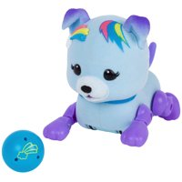Little Live Pets Cutie Pup with Ball Accessory, Starbow