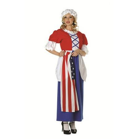 Ross Halloween Friends (Betsy Ross Costume)
