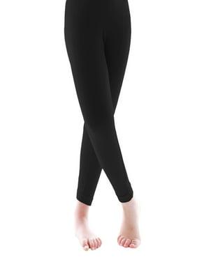 4e57c86454fec Product Image MeMoi Black Leggings with Front Seam | Girls Front Seam  Leggings by MeMoi 2--