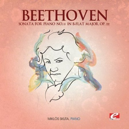 Sonata for Piano 11 in B-Flat Major (CD) (EP)