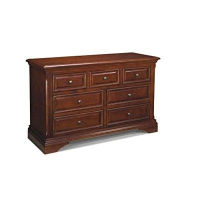 westwood design donnington double dresser, virginia cherry