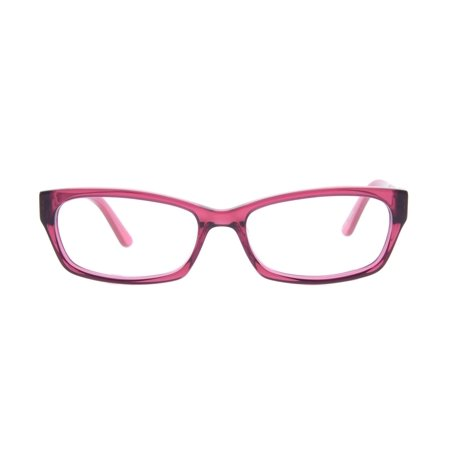 d41b58b6f4 Lacoste L 2687 513 Red Plastic Eyeglasses 52mm ODU - Walmart.com