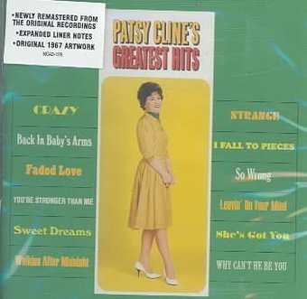 Patsy Cline's Greatest Hits (CD) ()