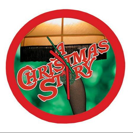 "Image of A Christmas Story 12"" Wall Clock"