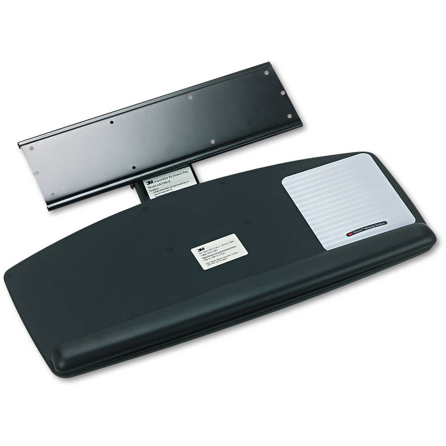 3M AKT60LE Adjustable Keyboard Tray