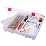 Artbin Super Satchel Slim Cake Decorating Storage Box