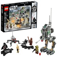 LEGO Star Wars 20th Anniversary Edition Clone Scout Walker 75261 Building Set