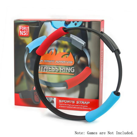 Compatible with Nintend Switch Joy-con Ring Fit Adventure Game Now $64.67 (Was $129.34)